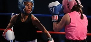 Women throwing the punches in 2012