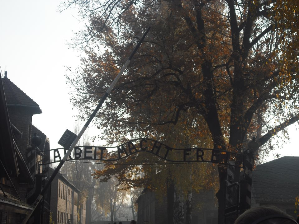 The day I went to Auschwitz